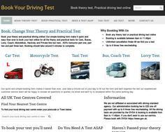 Book Your Driving Tests