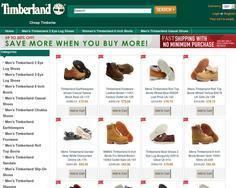 Timberland Boots UK