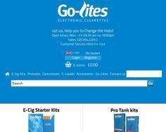 Go-Lites Electronic Cigarettes