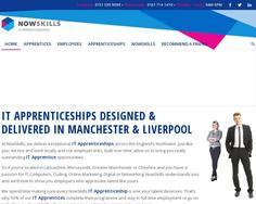 NowSkills IT Apprenticeships