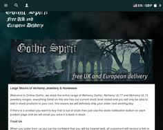 Online Gothic