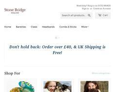 Stone Bridge Hair Accessories