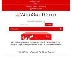 Watchguard Online