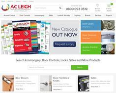 AC LEIGH Architectural Ironmongers Security Specialists