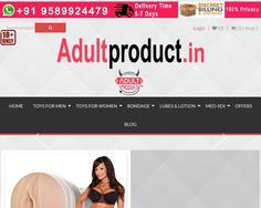 Adult Products India
