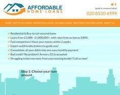 Affordable Home Loans