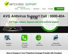 Antivirus Technical Support
