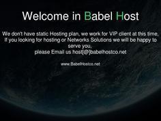 Babel Host