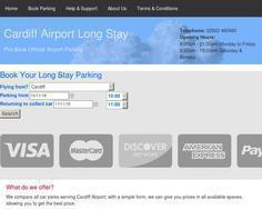 Cardiff Airport Long Stay