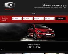 CC Motor Sales Sheffield