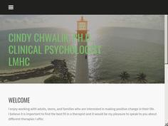 Cindy Chwalik, Clinical Psychologist