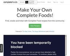 Complete Foods