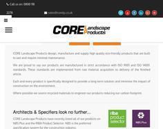 CORE Landscape Products
