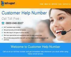 Yahoo Customer Support Number
