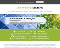 Environmental Energies