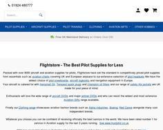 Flightstore Pilot Shop