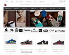 Focus Skateboard Store