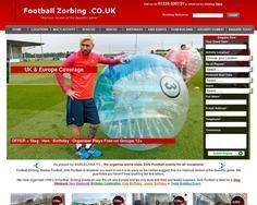 Football Zorbing UK