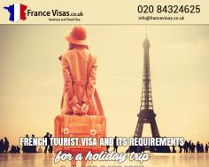 France Visa UK