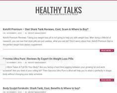 Heathy Talks