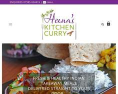 Heena's Kitchen Curry