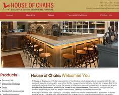 House of Chairs Cape Town