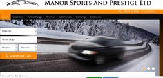 Manor Sports And Prestige Ltd
