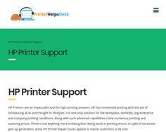 Printer Helps Desk