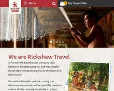 Rickshaw Travel