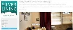 Silver Lining Apartments Edinburgh