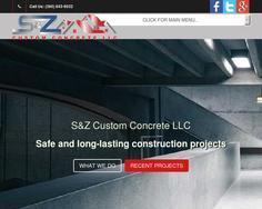 S & Z Custom Concrete LLC
