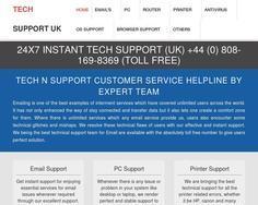 Tech UK Support