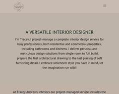 Tracey Andrews Interiors