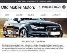 Otto Mobile Motors
