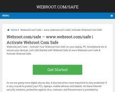 Webroot Safe